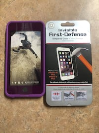 Lifeproof Case & Tempered Glass