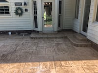 small concrete work Plainfield