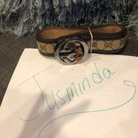 Authentic Gucci belt size 38 New York, 11417