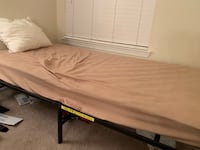 Twin bed and frame Potomac Falls, 20165