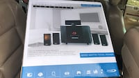 black and gray home theater system Oxon Hill, 20745