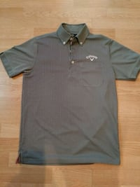 gray Hollister polo shirt screenshot Waterloo, N2J 2W1