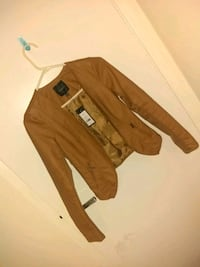 Dynamite leather jacket size xs Edmonton, T6L