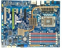 Dell XPS 435T/9000 LGA 1366 motherboard with I7 960 Cpu, 4gb of ram College Park, 20740