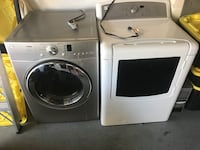 Lg Dryer and Frigidaire Front Load Dryer