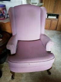 Vintage Wingback chair Sherwood Park, T8A 2B4