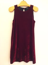 VELVET RED DRESS Berlin, 10249