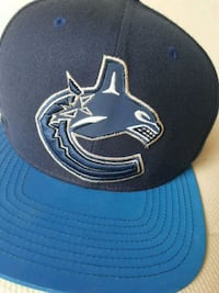 black and blue New York Yankees fitted cap Edmonton, T6X 1V7