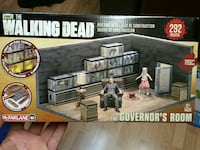 The Walking Dead Governor's room Turlock, 95382