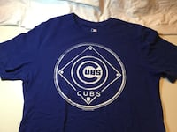 CHICAGO CUBS BASES SHIRT. Little Rock