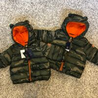 BNWT Baby Gap ColdControl jacket (6-12m) - $60+tax reg price Vancouver, V5V