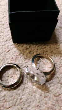 Huge Wedding Ring Set  Sioux Falls, 57106