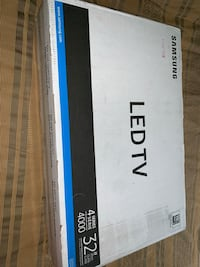 "New! 32"" Samsung TV. Price negotiable  Unopened box. Lilburn, 30047"