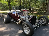 Ford - Roadster T - 1923 Whiting