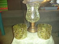 3 Candle Holders Bel Air, 21014