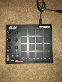 Akai Professional MPD218 USB Pad Controller and  Express Search Google Express Behringer Q1202USB Premium 12-Input 2-Bus Mixer with Xenyx Mic Oxnard, 93035