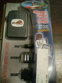 Emergency cell phone charger Allentown