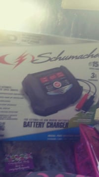 black Battery Charger box Louisville, 40272