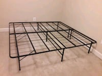 King size Bed Frame Alexandria, 22305