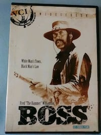 Boss (******) dvd Baltimore