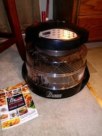 Nuwave infrared pro plus oven Canton