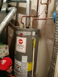 plumbing all type water heater and all visible plu Manassas
