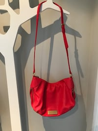 Marc by Marc Jacobs Washed UP Cross Body Bag Red Spongdal, 7074