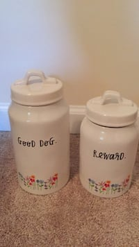 Rae Dunn Canisters Good Dog & Reward Scottdale, 30079