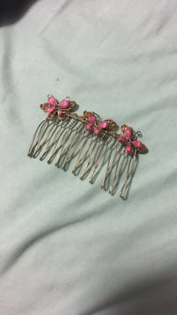 Butterfly hair clip Frederick, 21701