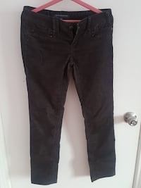 FREE women's brown jeans size: MEDIUM