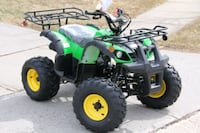 "NEW 125cc KIDS ATV. CLICK ON ""MORE INFO"""