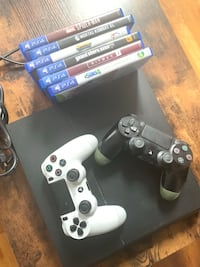 PS4 Bundle Excellent condition 6 games!