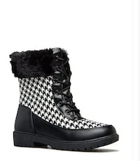 Brand new boots, size 9.  Laval, H7W 3E9