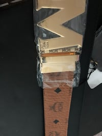 McM Belt One Size Washington, 20019