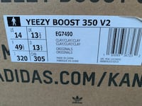 Yeezy boost clay Capitol Heights, 20743