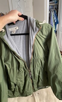 Green H&M Jacket