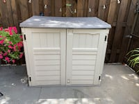 Suncast Storage Shed 3 x 4 Excellent Condition Fairfax, 22031