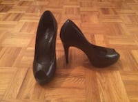 Black Aldo shoes...size 38
