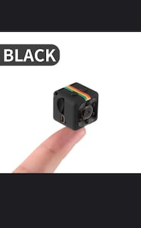 New hd mini cam video audio recorder with accessories no sd card night and day vision  Toronto, M9L 2H8