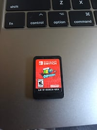 Mario Odyssey Nintendo Switch (game only, no case) Irvine