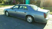 Cadillac - Coupe de Ville - 2001 North Highlands, 95660