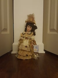 The Samantha Doll Collection