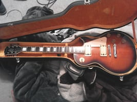 70's Gibson Les Paul Custom (Exact Copy With Extra Mods By Gamma)