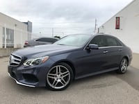2016 Mercedes Benz E250 Distronic Plus Amg Pkg | 86,000km Toronto