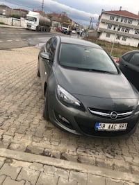 2017 Opel Astra SEDAN 1.6 16V 115 PS EDITION PLUS Ergene