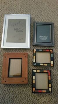 5 PHOTO/ Picture FRAMES Chicago, 60601