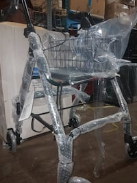 Rollator Walker with 5inch; Wheels and Loop Brakes (BRAND NEW) Mississauga