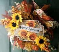 Fall and halloween wreaths  Shreveport, 71129