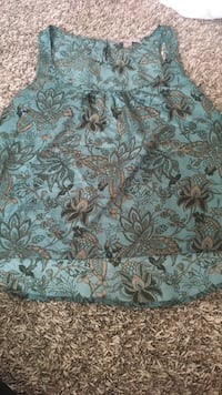 white and brown floral textile Provo, 84606