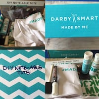 Darby smart made by me with box Portland, 97220